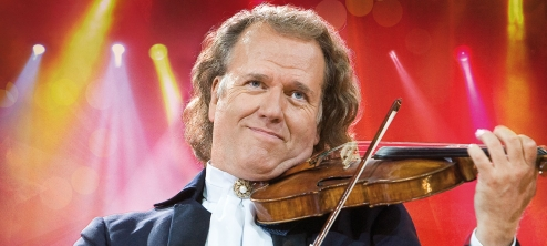 André Rieu Koncert: And the Waltz Goes On